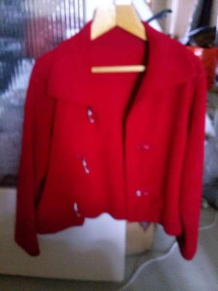Женский жакет, куртка р-р 44-46,ткань флис, 15,0 руб в фото 6