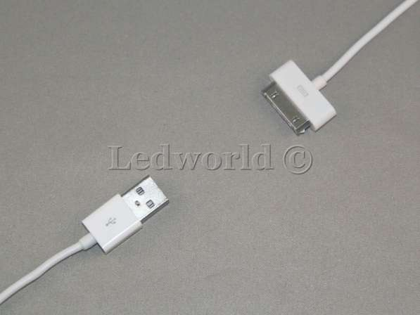 USB кабель 30 pin для iPhone, iPad, iPod