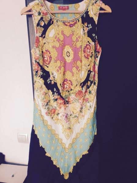 Платье р. М, Индия