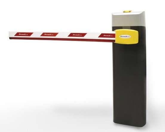 Шлагбаумы DoorHan для контроля въезда/выезда транспорта