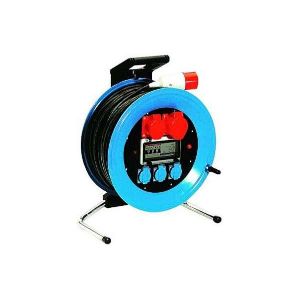 Удлинитель электрический на катушке 30м 230V-380