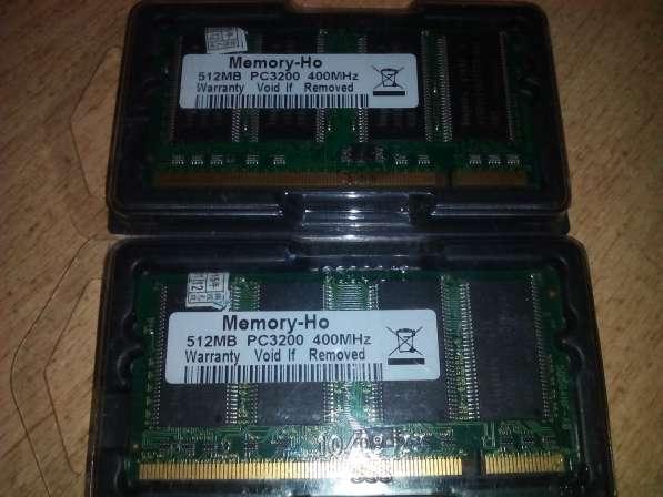 DDR pc 3200 400гц 2x512mb