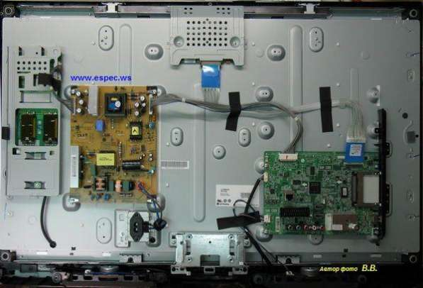 Электронные блоки тв LG 32CS60-ZA