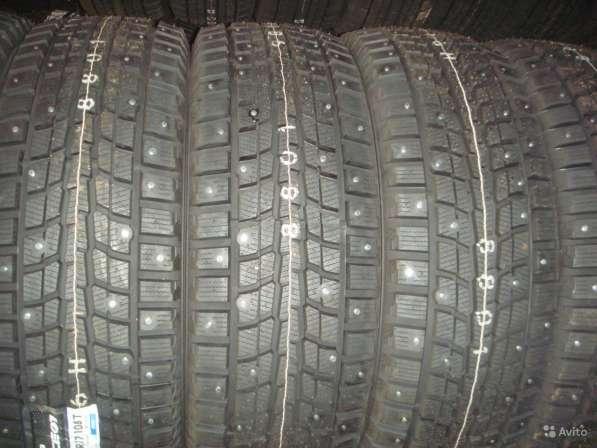 Новые шипы Dunlop 265/70 R16 Winter ICE01