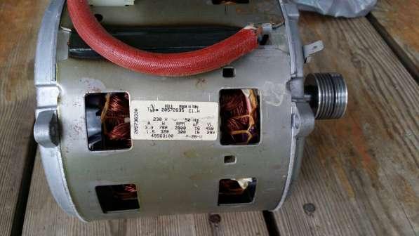 Электродвигатель от стиральной машины INDESIT