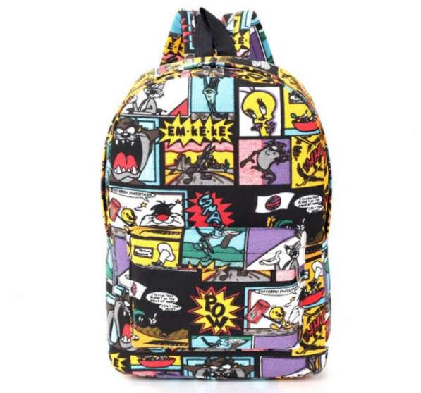 Рюкзак молодежный Комиксы