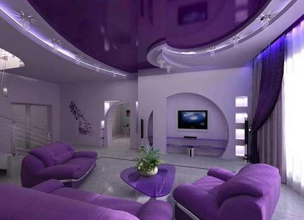 Натяжные потолки LuxeDesign производство и установка в Симферополе фото 7