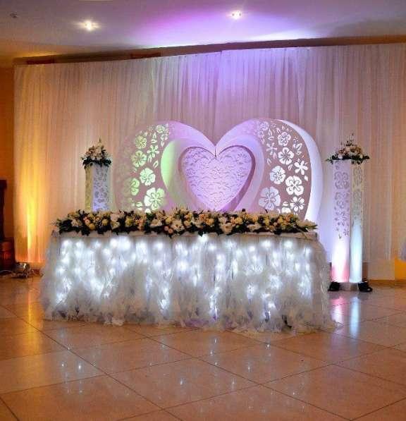 Свадебное оформление. Свадьба в Кемерово в Кемерове фото 8