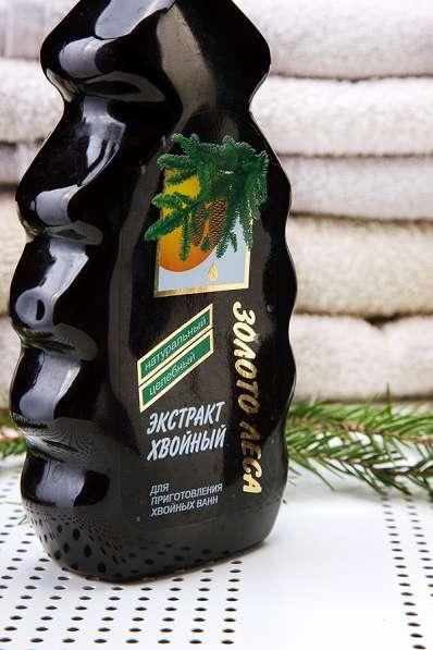 Биохвоя - 100% натуральный продукт из хвои