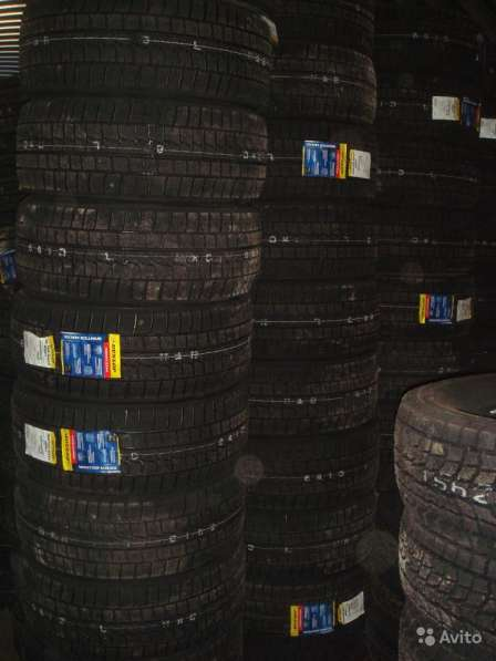 Новые зимние Dunlop 185/65 R15 Winter Maxx WM01