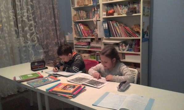 Подготовка к школе детям с 6 лет