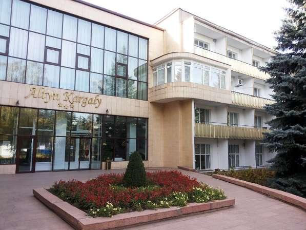 Санаторно-курортное лечение в г. Алматы
