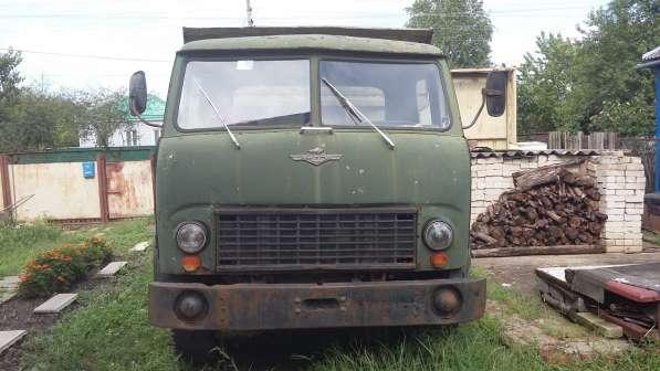 МАЗ 5549. самосвал
