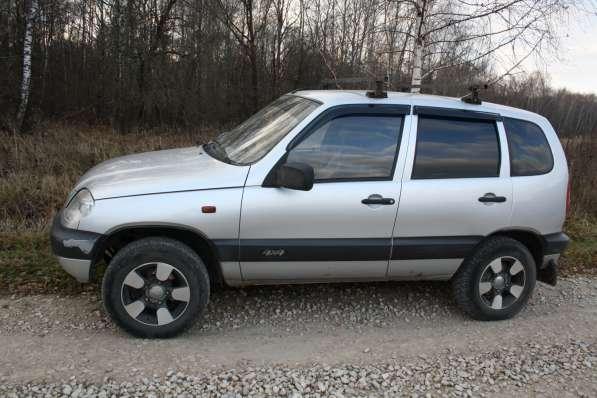 Продается автомобиль Chevrolet Niva, 2007