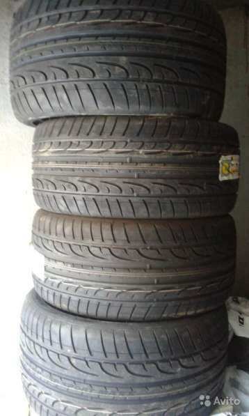 Новые Dunlop 235/40 R18 Sport Maxx 91Y