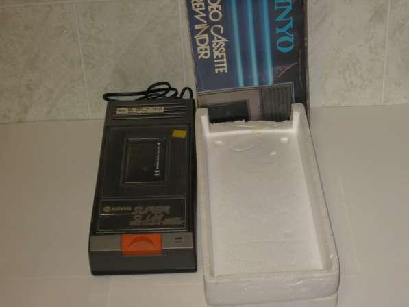 Перемотка для видеокассет (VHS)