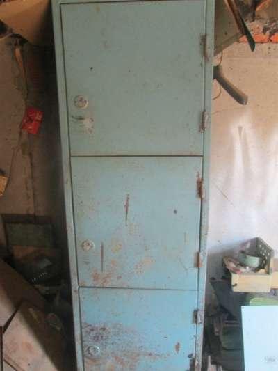 шкаф для инструмента 2м выс.60см ширина