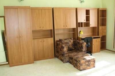 Модульная детская/подростковая спальня