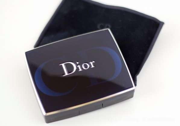 Тени Dior 5 colours iridescent