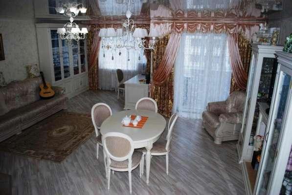 5ти комнатная квартира 137 м кв. евроремонт, Борисов