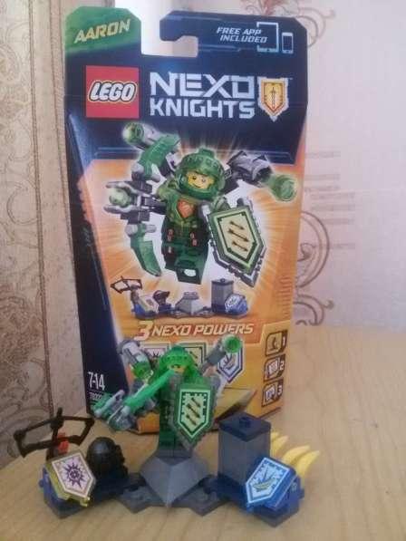 Продам конструктор лего nexo knights