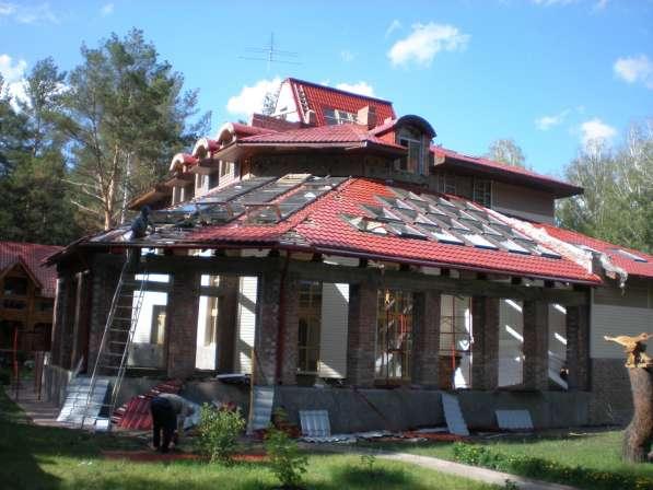 Монтаж и ремонт кровель, фасадов, мансардных окон в Новосибирске фото 7