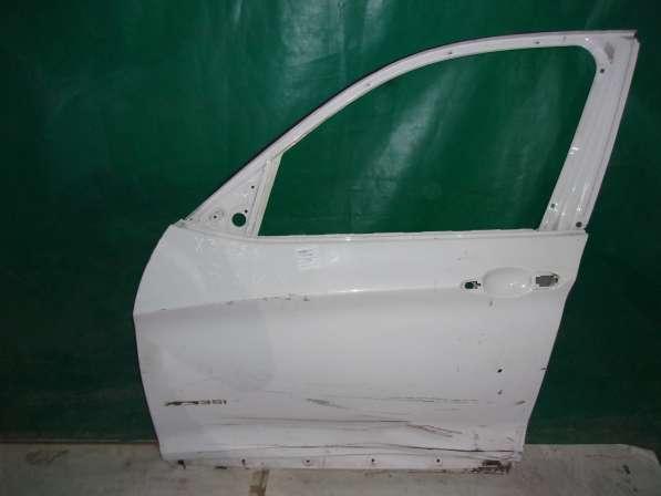 Дверь водительская Бмв F25 Белая