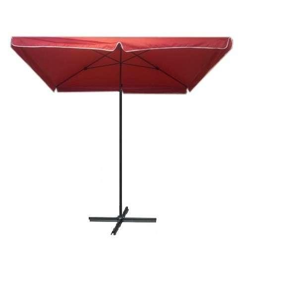 Зонт прямоугольный для уличной торговли