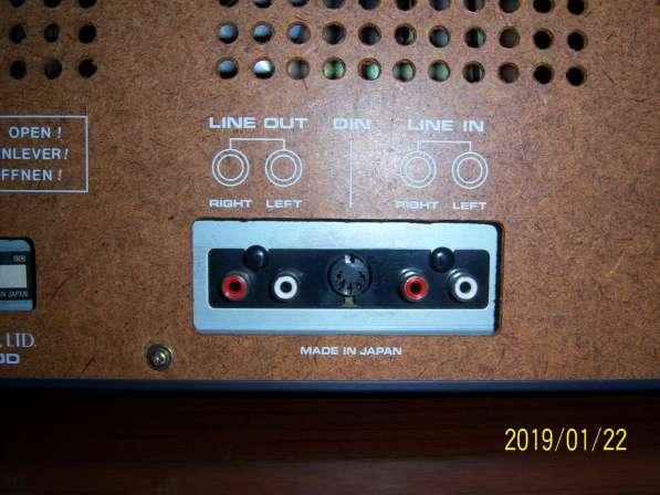 Магнитофон AKAI GX4000D бобинник, катушечный, Япония,220v в Екатеринбурге фото 7