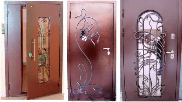 Двери подъездные; домофона и тамбурные в Новосибирске фото 11