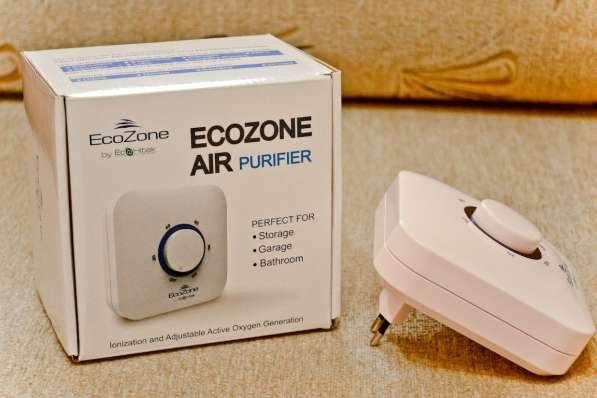 Очиститель воздуха для дома EcoZone - нужен каждой семье!