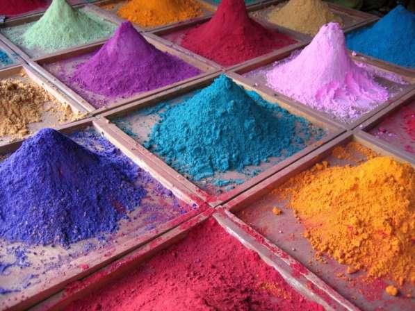 Порошковая краска от итальянского производителя