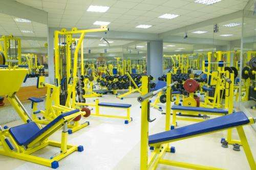 Фитнес-центр в чкаловском районе