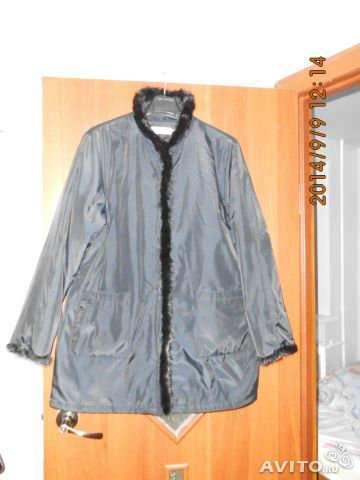 Куртка осенне-весеняя женская