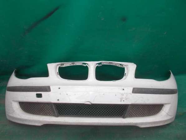 Бампер BMW e87