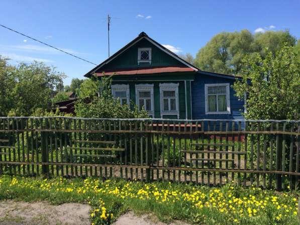 Дом в конобеево