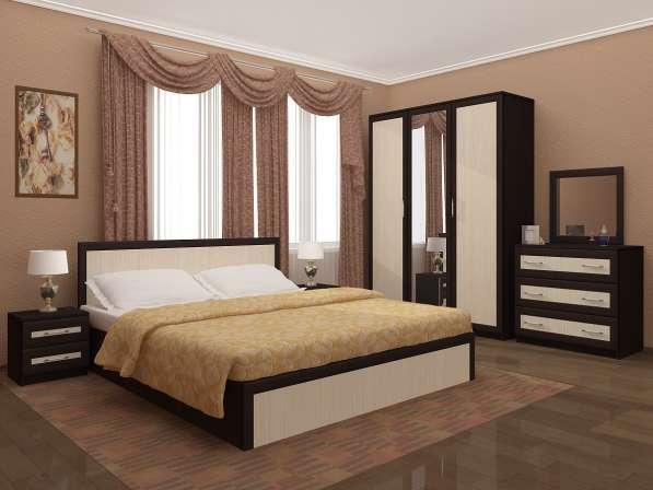 Кровать Зиля 1,6*2,0 новая цвет венге