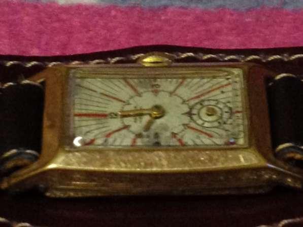 Швейцарские старинные часы ANCORA