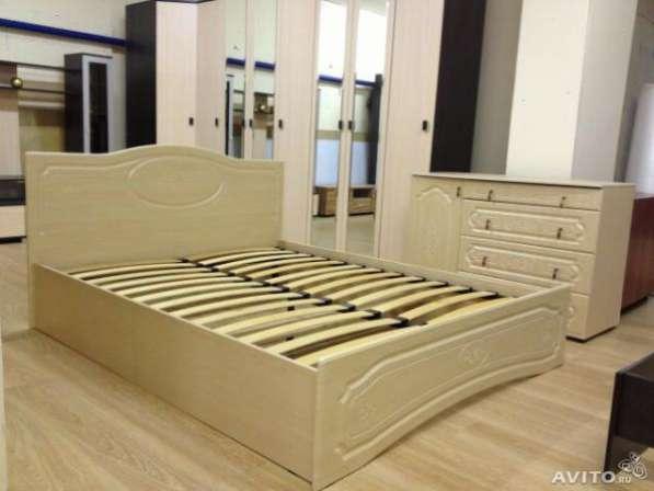 Кровать Оскар слоновая кость