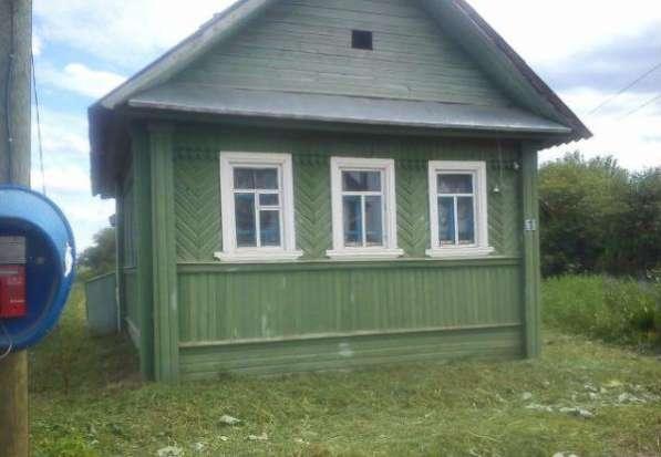 дом в Старорусском районе д.Солобско(до Старой Руссы 24 км)