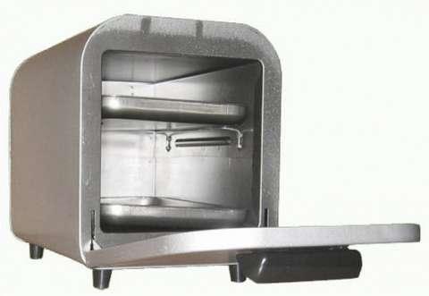 Жарочный шкаф Кедр ШЖ- 0,625/220 (мини-печь)