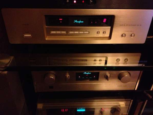 ACCUPHASE DC-61 DAC