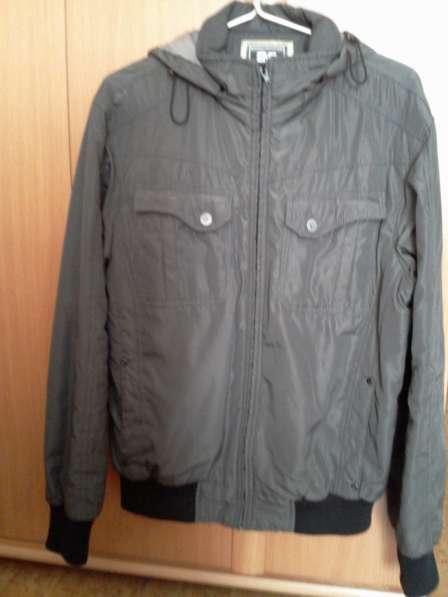 Куртка на холодную весну - осень, 52-54
