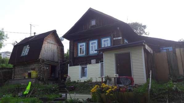 Дом на берегу Мотовилихинского пруда