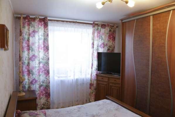 Трехкомнатная квартира в фото 4