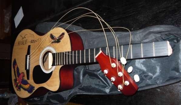 Ремонт и отладка гитар в Краснодаре