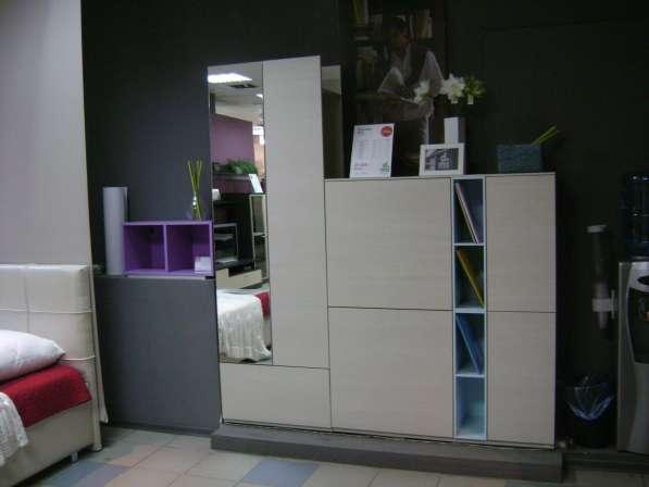 Прихожая Brio, мебель DMI Дятьково