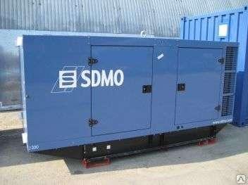 Аренда Генератор дизельный sdmo 150 кВт