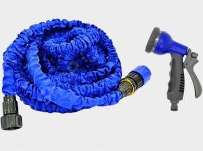 Водяной шланг Xhose + распылитель 22,5 м