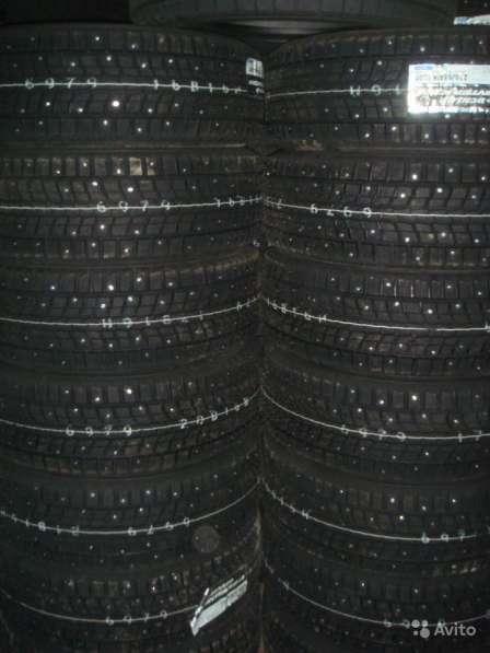 Новые японские Dunlop 275 70 R16 Winter ICE01